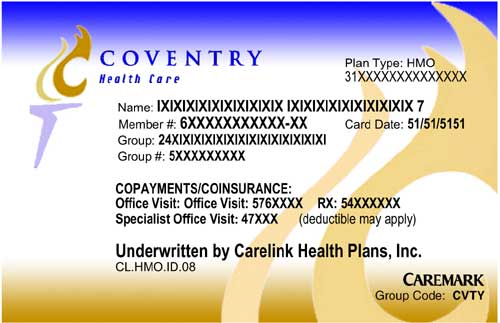 Broker news from carelink for Coventry federal plans