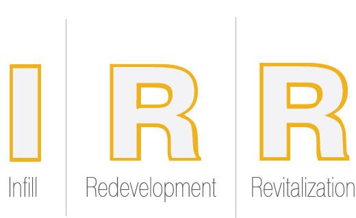 Infill, Redevelopment & Revistalization