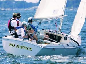 Robie - avid sailor