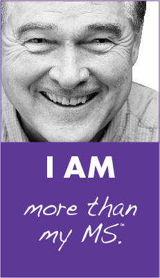 I AM more than my MS