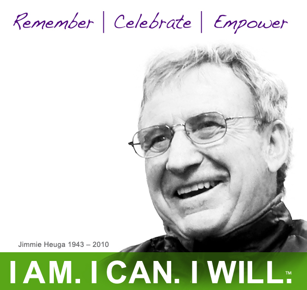 Remember/Celebrate Founder Jimmie Heuga
