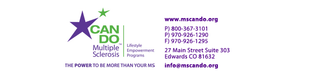 Can Do MS Logo / Contact Info