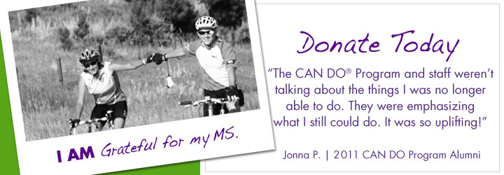 Read Jonna's Can Do Story