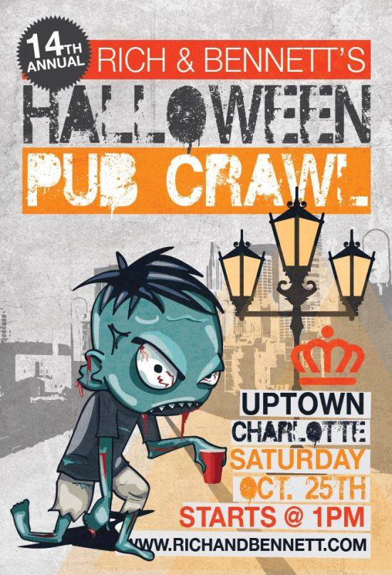 click here for more information about the pub crawl