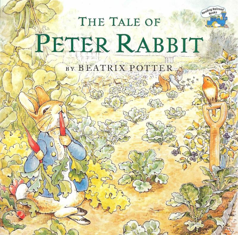 beatrix potter the tale of peter rabbit english literature essay English read more the tale of peter rabbit is the original classic by beatrix potter the tale of peter rabbit was first published by frederick warne in 1902.