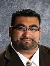 Superintendent Joe Garza