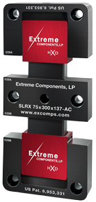 Extreme Components, LP SLRX aluminum lock