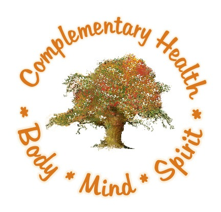 Complementary Health Logo Fall Colours