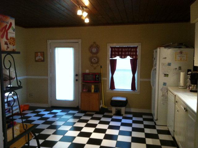 117 Orange Avenue Kitchen Area