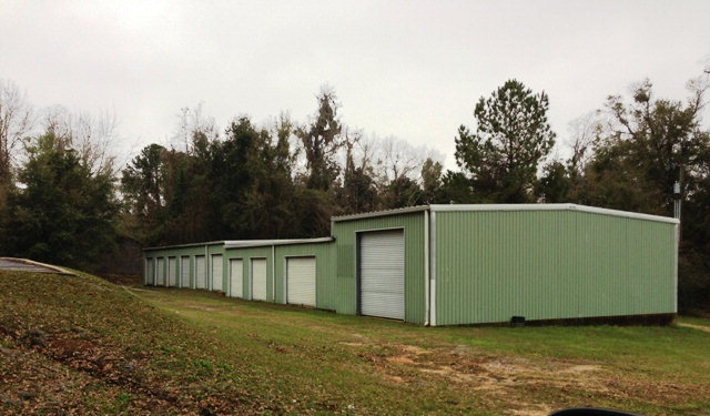 21 Storage Units