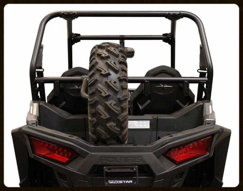 RacePace Adjustable Spare Tire Carrier