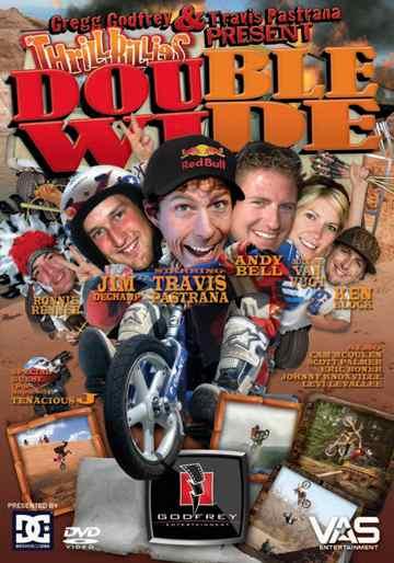 Thrillbillies DVD Jacket