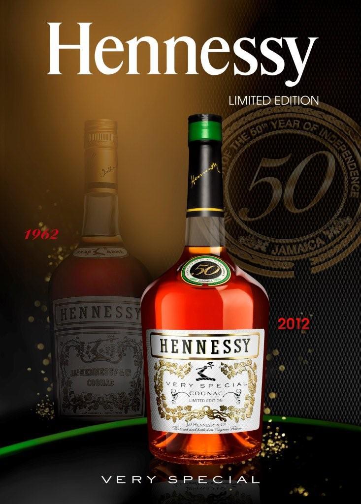 50th anniversary hennessy
