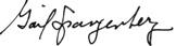 Gail's signature