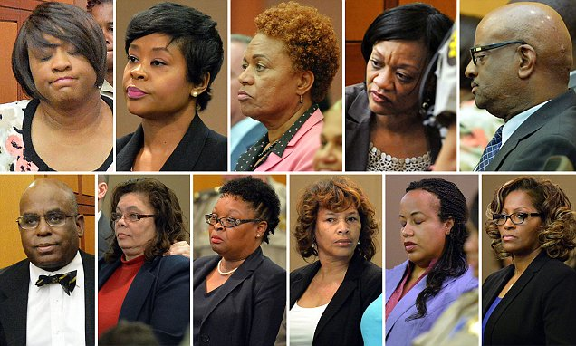 20 Facts about The Great Atlanta Massacre  of Black Educators That Incriminate  the American Justice System