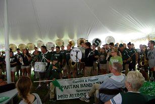 msu band and alumni