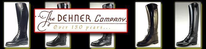 Dehner boot strip