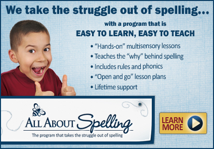 We Take the Struggle Out of Spelling - All About Spelling