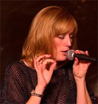 Donna Deussen at Bellavinos