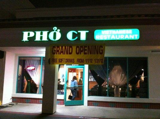 Pho CT Night