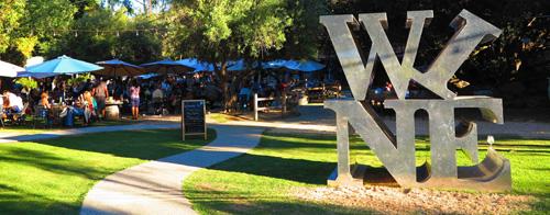 Malibu Wines Entrance