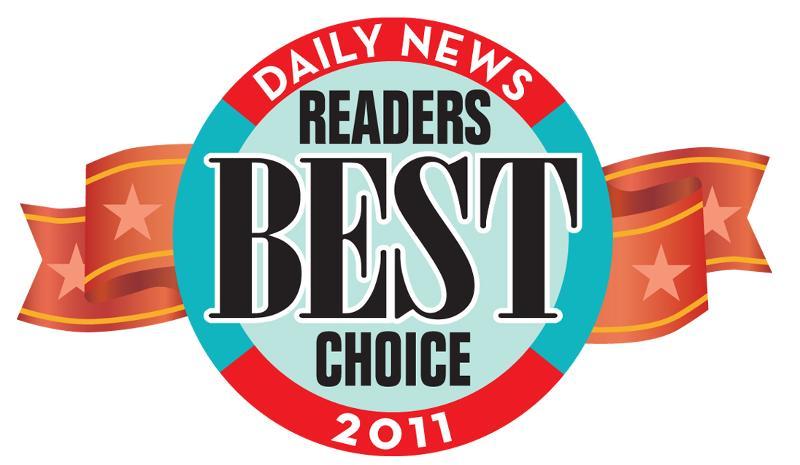 Reader's Choice 2011