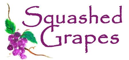 Squashed Grapes Banner