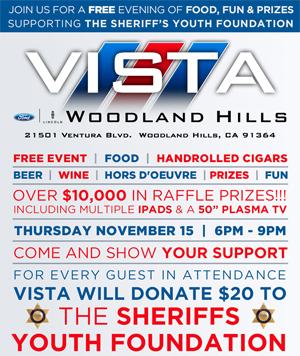 Vista Event 11-2012