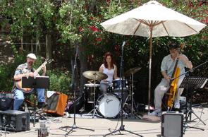 PW Trio at Malibu