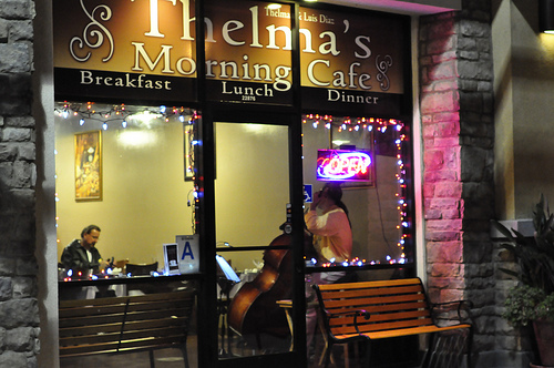 Thelma's Cafe