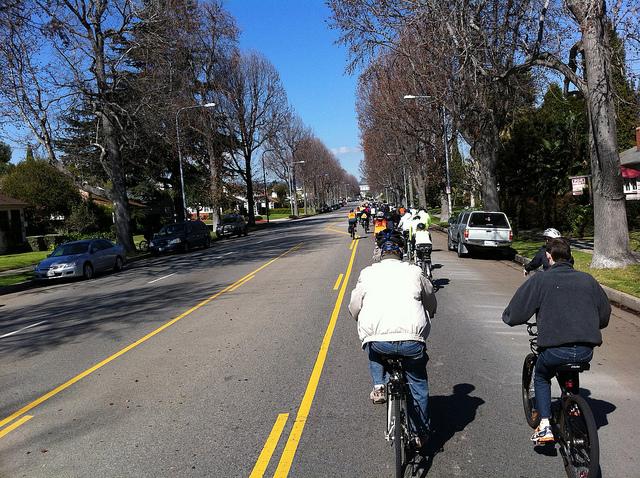 Ride Westwood Feb 9, 2013