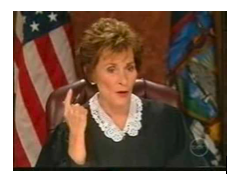 See Judge Judy — Without Her Robes! | National Enquirer