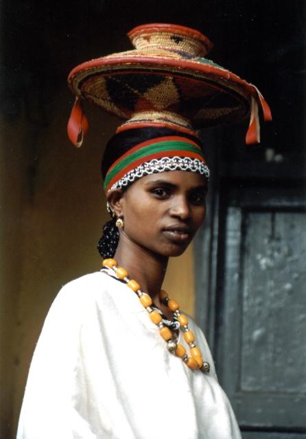 oromo woman