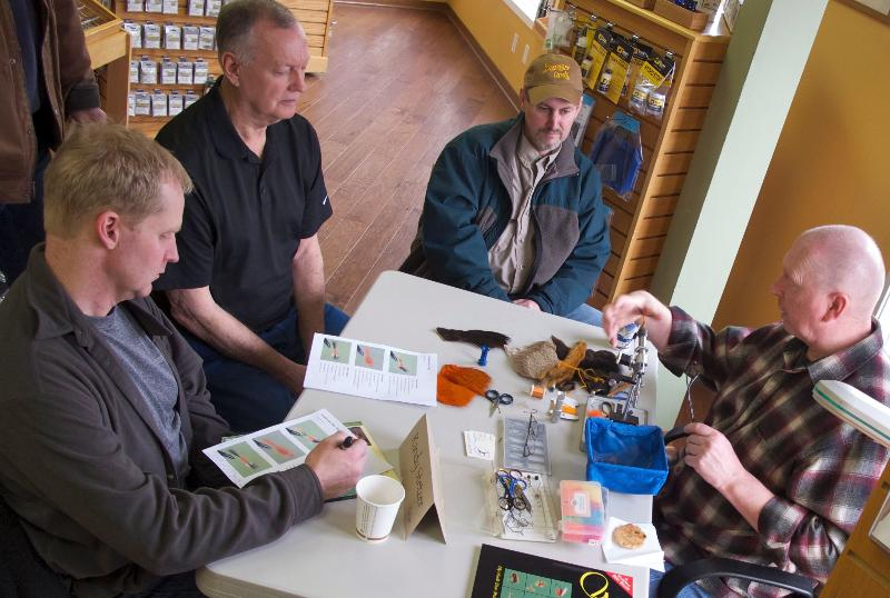 News from royal treatment fly fishing for Dean clinic fish hatchery