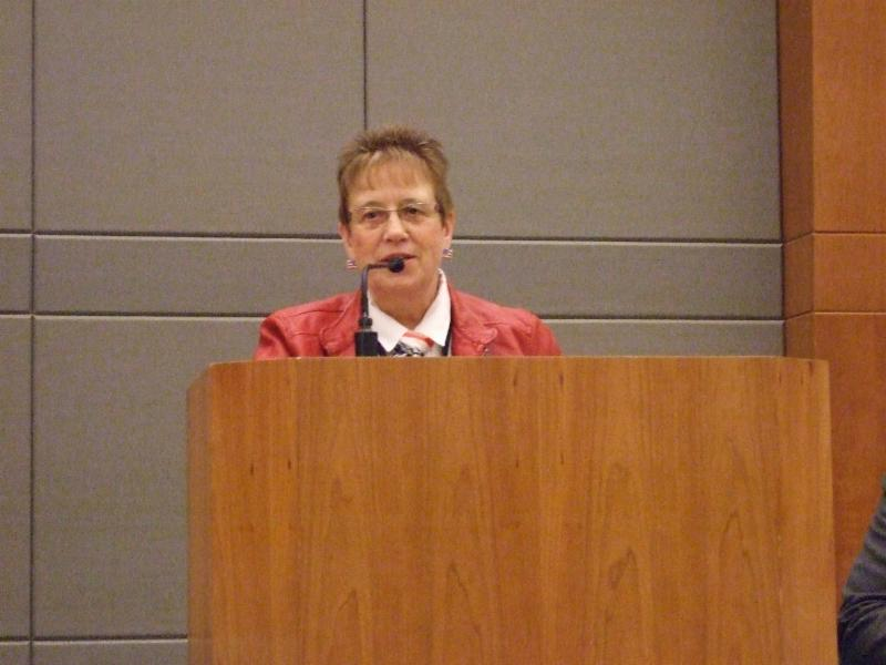 Sherry Morrow 2015 Pres.