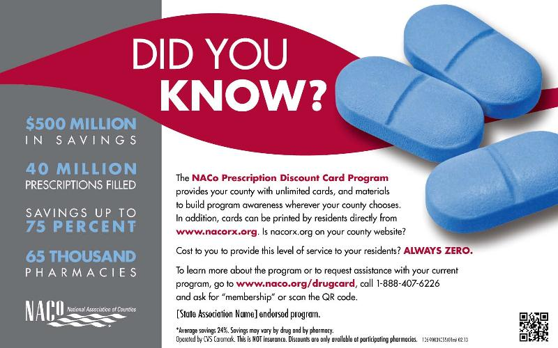 NACo Prescription Drug Program