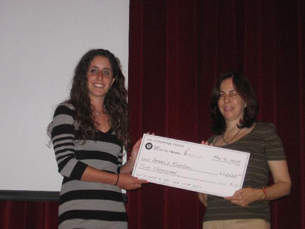 TPI - Jenna's Rainbow Check Presentation