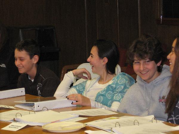 Dean, Emma, Harrison