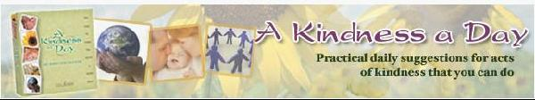 A Kindness a Day Banner
