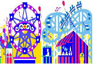 Carnival For Children On Wheels
