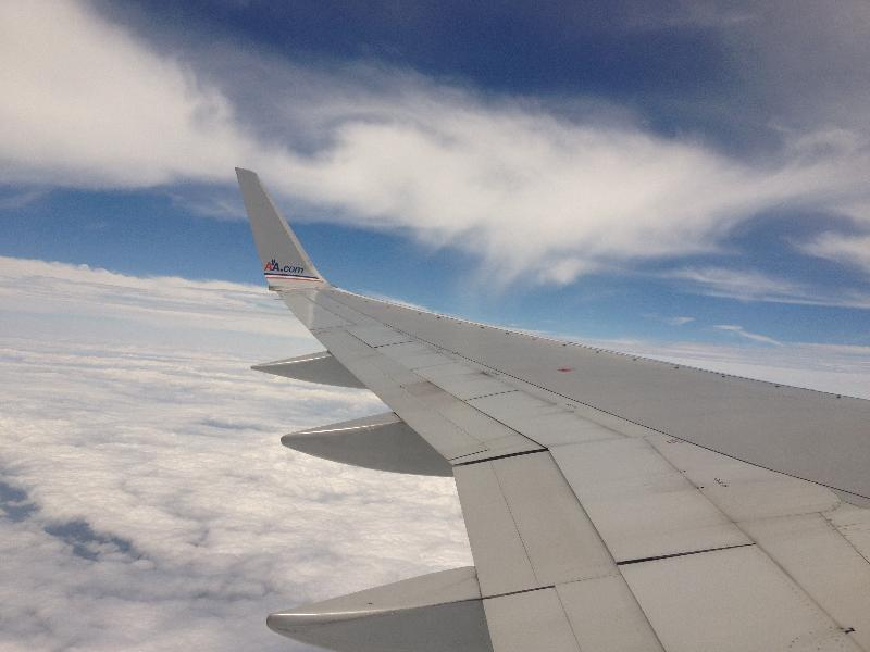 American Airlines Flight Photo