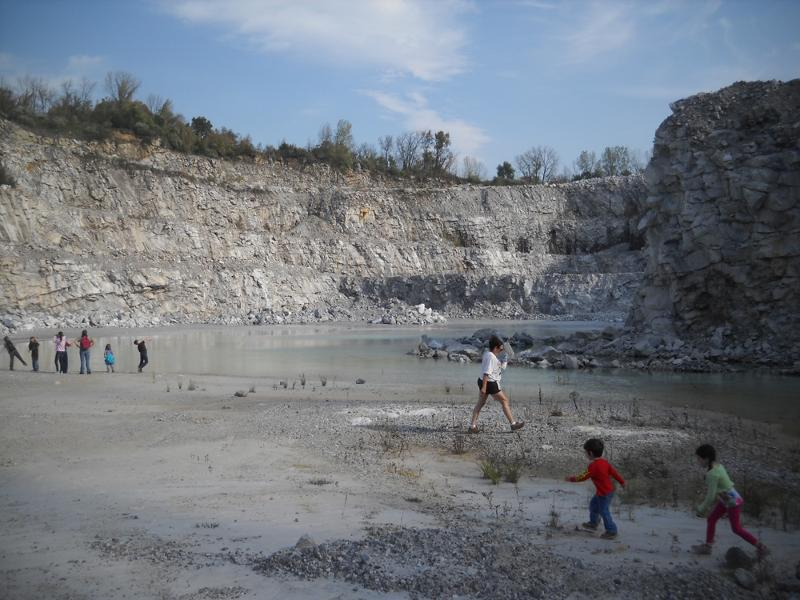 Tour of Peckham Quarry, Saturday October 4th and 930 am
