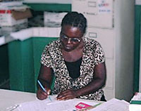 Improving Family Planning Commodity Management in Dity, Haiti