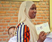 Community-based health insurance, Rwanda