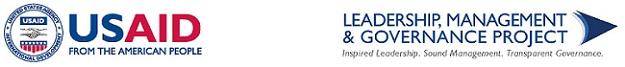 USAID, LMG Logos