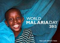 World Malaria Day 2013