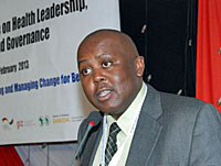 On the Threshold of National Change, a Conference in Kenya Inspires Health Workers
