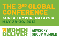 Women Deliver: The 3rd Global Conference