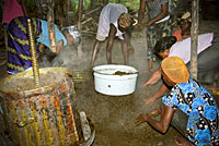 Caregivers Establish Palm Oil Processing Mill to Raise Money for AIDS Orphans