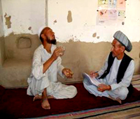 Hundreds of Community Health Workers Trained to Provide TB Services to Residents in Rural Afghanistan